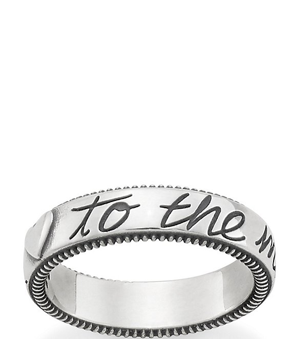 James Avery To the Moon and Back Ring