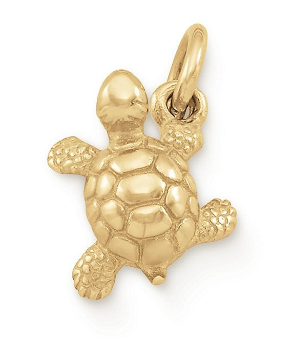 James Avery Turtle Charm