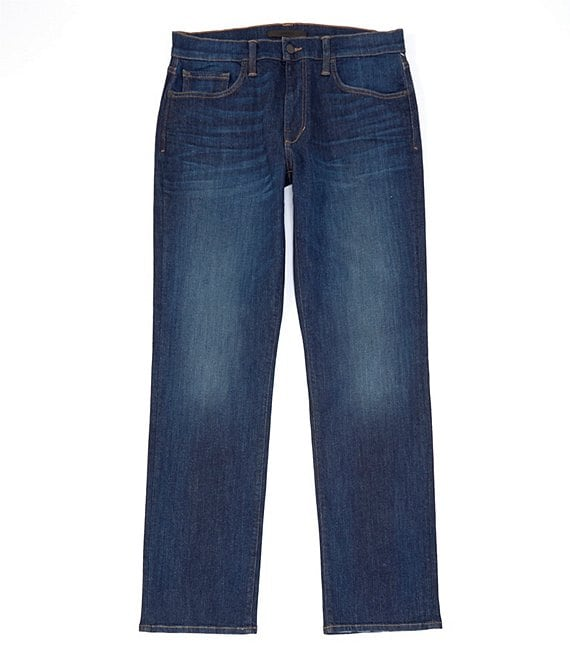 Color:Kreager - Image 1 - Classic Kraeger Relaxed Straight Fit Jeans