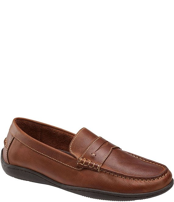 Johnston & Murphy Men's Fowler Leather Penny Loafer