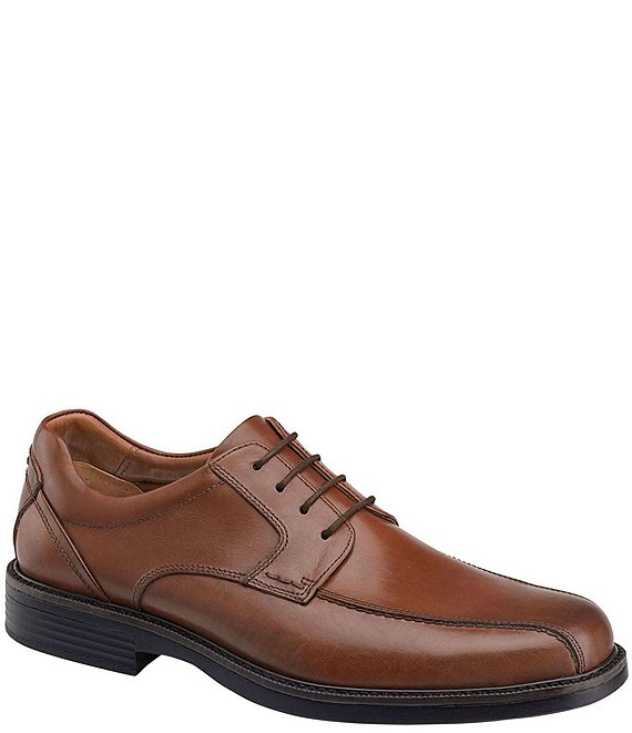 Johnston & Murphy XC4 Stanton Runoff Waterproof Lace-up Oxfords