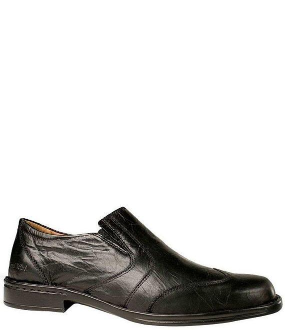 josef seibel mens slip on shoes