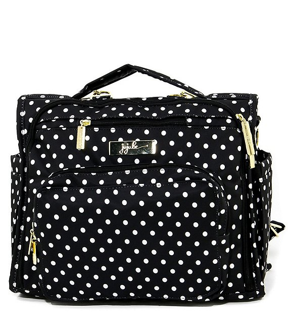 Ju-Ju-Be B.F.F. Dotted Diaper Bag
