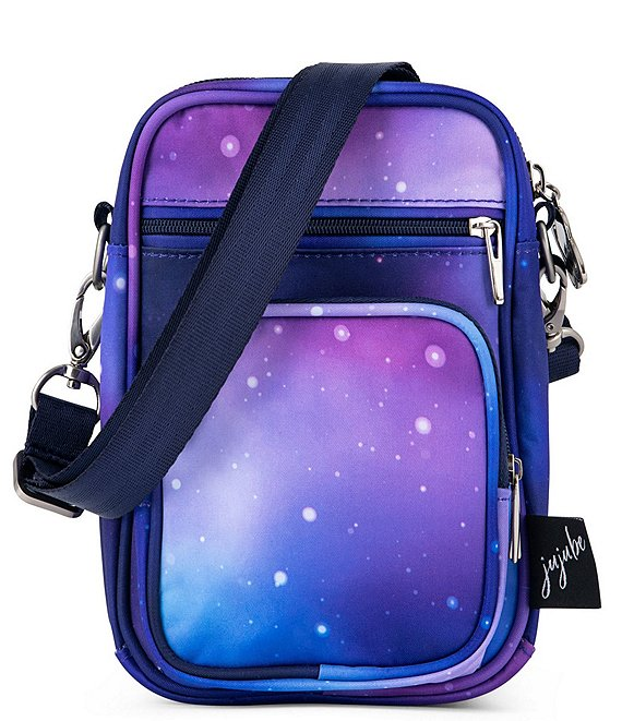 Color:Galaxy - Image 1 - Mini Helix Galaxy Bag