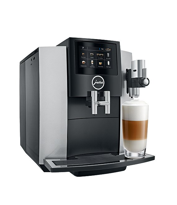 Color:Moonlight Silver - Image 1 - S8 Coffee Maker & Espresso Machine