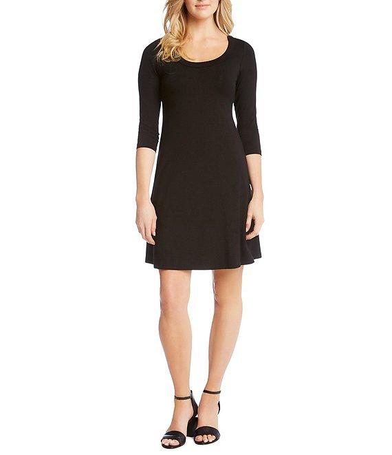 d3ceb3f2e3 Karen Kane A-Line Knit Dress