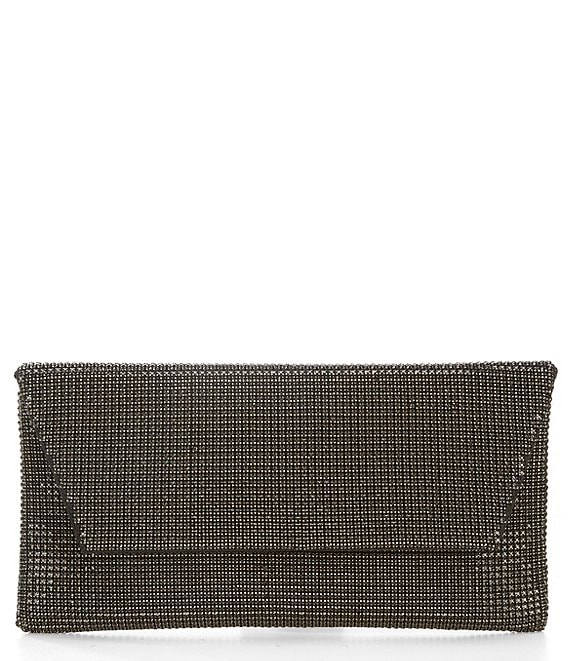 Kate Landry All-Over Rhinestone Clutch