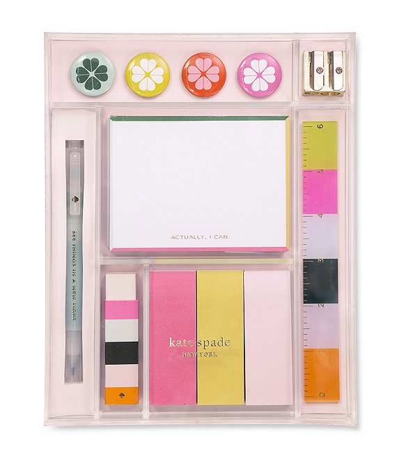 kate spade new york Actually I Can Desk Set