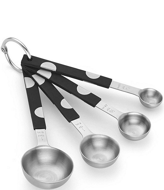 kate spade new york All in Good Taste Deco Dot Measuring Spoons