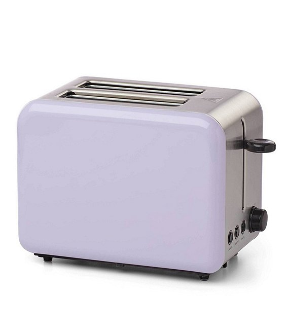 kate spade new york All In Good Taste Lilac Toaster