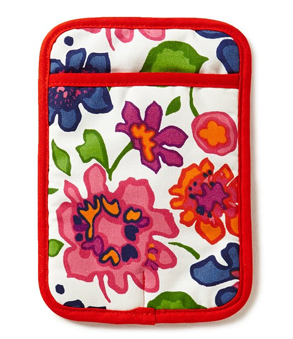 kate spade new york Festive Floral Pot Holder