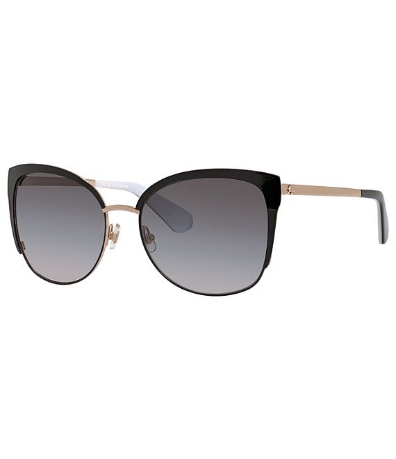kate spade new york Genice Gradient Cat Eye Sunglasses