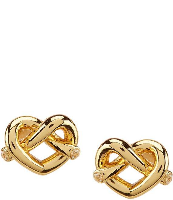 bbd524839 kate spade new york Love Me Knot Stud Earrings | Dillard's