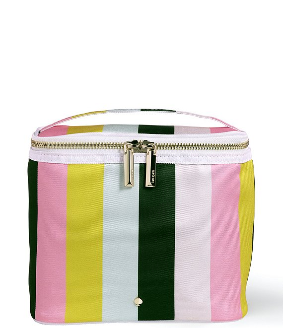 kate spade new york Stripe Lunch Tote