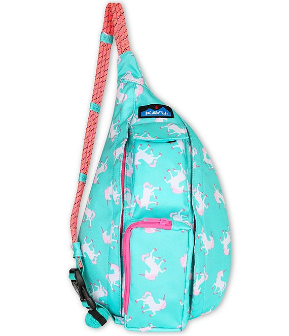 Color:Unicorn - Image 1 - Polyester Water-Resistant Mini Rope Sling