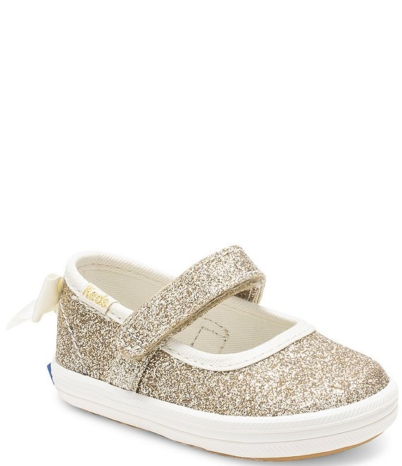 c7a4c1b18 Keds x kate spade new york Sloan Mary Jane Crib Shoe | Dillard's