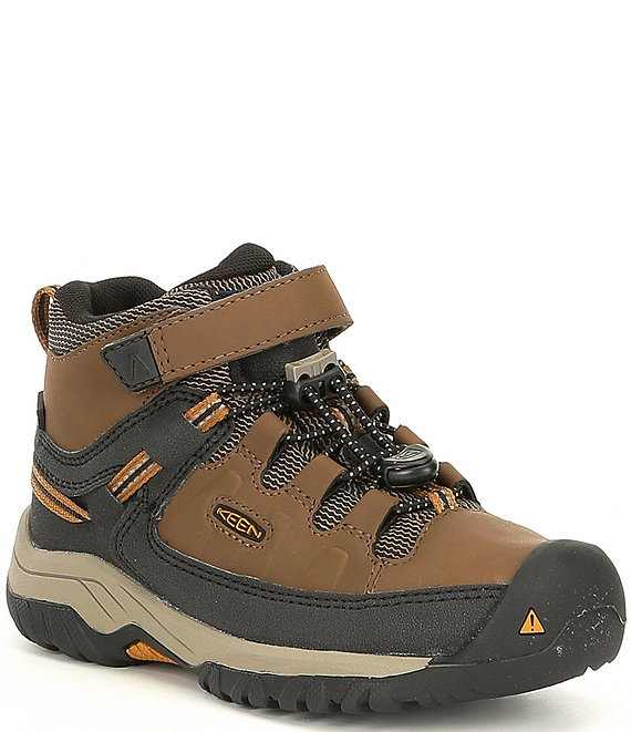 Keen Boy's Targhee Waterproof Mid