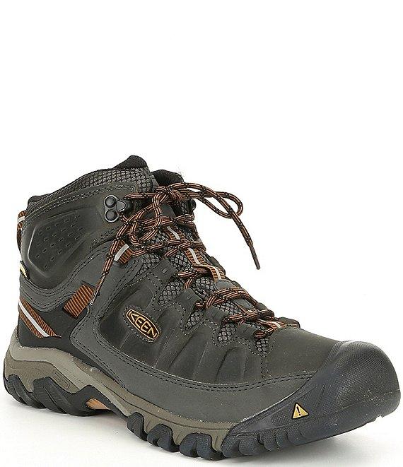 2253a18ef13 Keen Men's Targhee III Mid Waterproof Boot