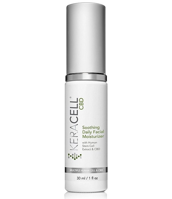 Keracell CBD Soothing Daily Facial Moisturizer