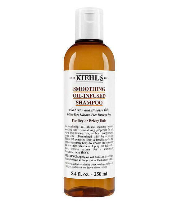 Kiehl's Since 1851 Smoothing Oil-Infused Shampoo
