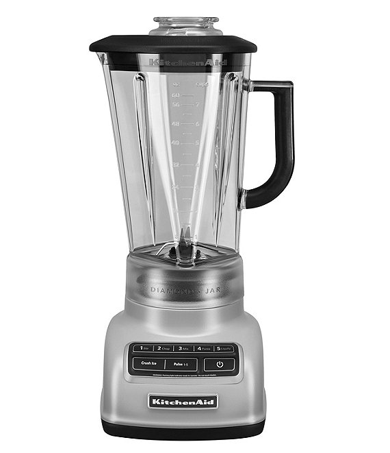 Color:Matte Gray - Image 1 - 5-Speed Diamond Blender