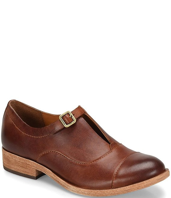 Color:Rust - Image 1 - Niseda Oxfords