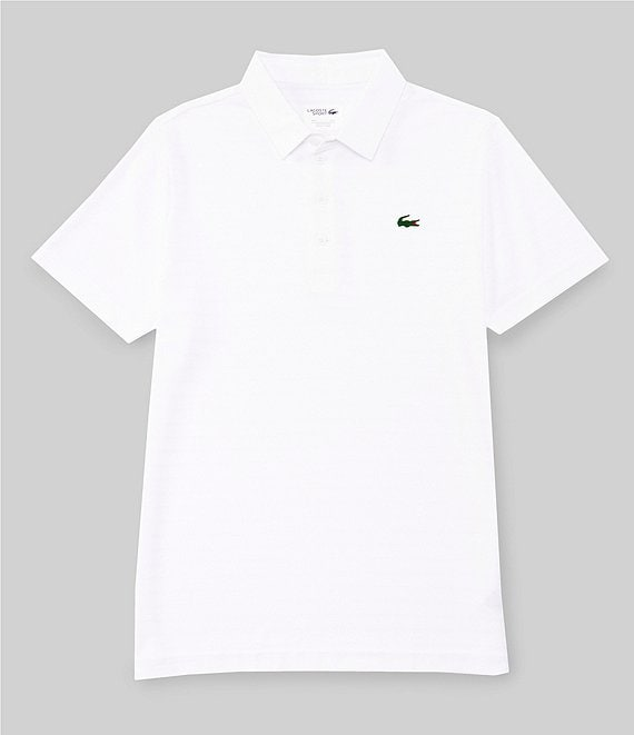 Lacoste Sport Golf Stripe Short-Sleeve Polo Shirt