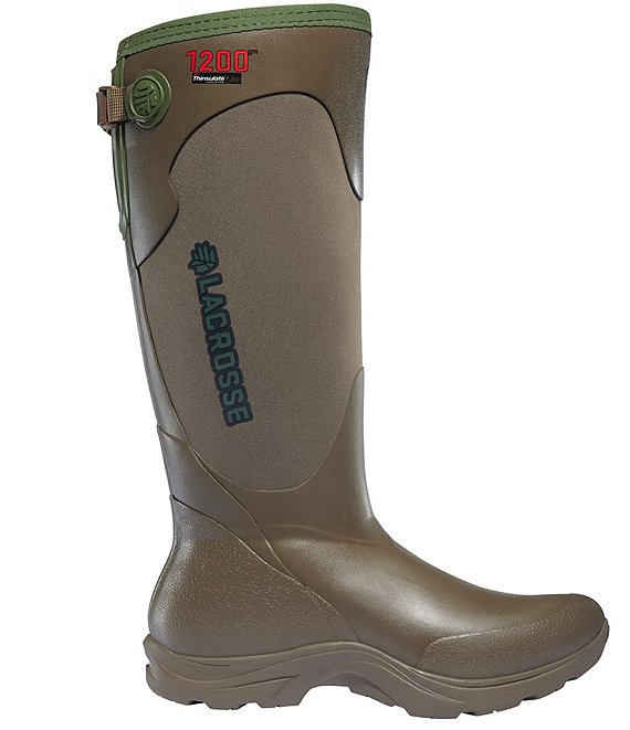 Color:Brown - Image 1 - Women's Alpha Agility 1200G Insulated Winter Boots