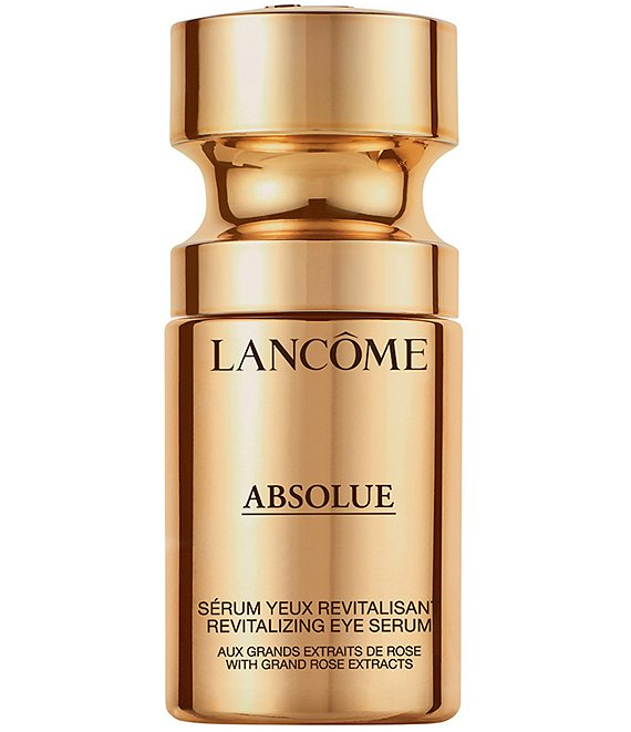 Lancome Absolue Revitalizing Eye Serum with Grand Rose Extracts