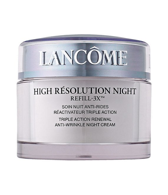 Lancome High Resolution Night Refill-3X™ Triple Action Renewal Anti-Wrinkle Night Cream
