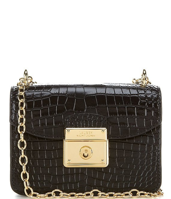 Color:Black - Image 1 - Mini Beckett Crossbody Bag
