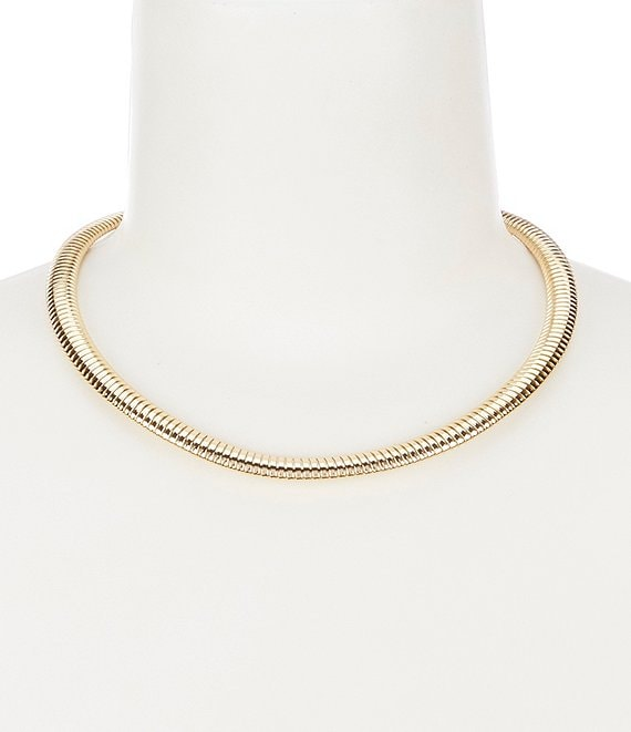 Lauren Ralph Lauren Omega Collar Necklace