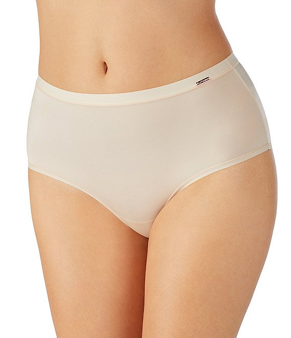 Color:Almond - Image 1 - Infinite Comfort Brief Panty