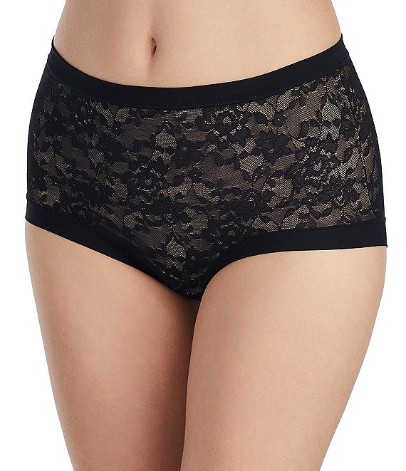 Le Mystere Lace Perfection Brief Panty