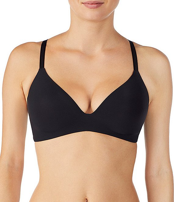 Color:Black - Image 1 - Second Skin Wireless Bra