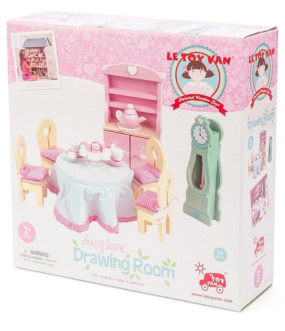 Le Toy Van Daisylane Drawing Room, Dillards Furniture Dining Room Sets