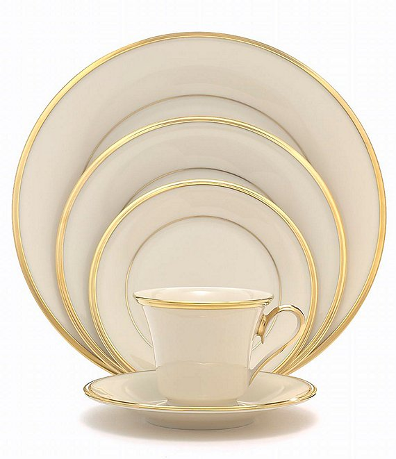 Lenox Eternal Ivory 5-Piece Place Setting