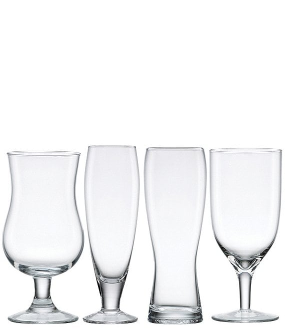 Lenox Tuscany Classics Assorted Beer Glass Set
