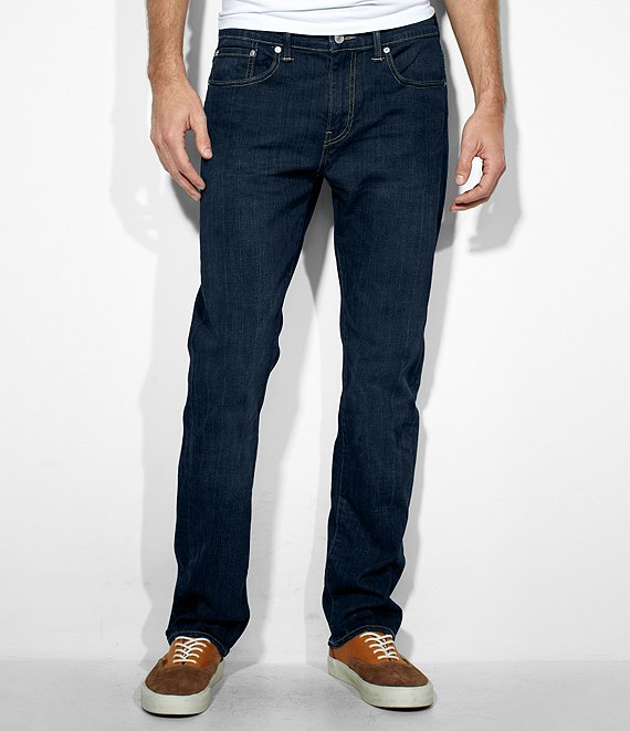 where can i buy huge inventory large assortment Levi's® 513 Slim Rigid Straight Fit Jeans