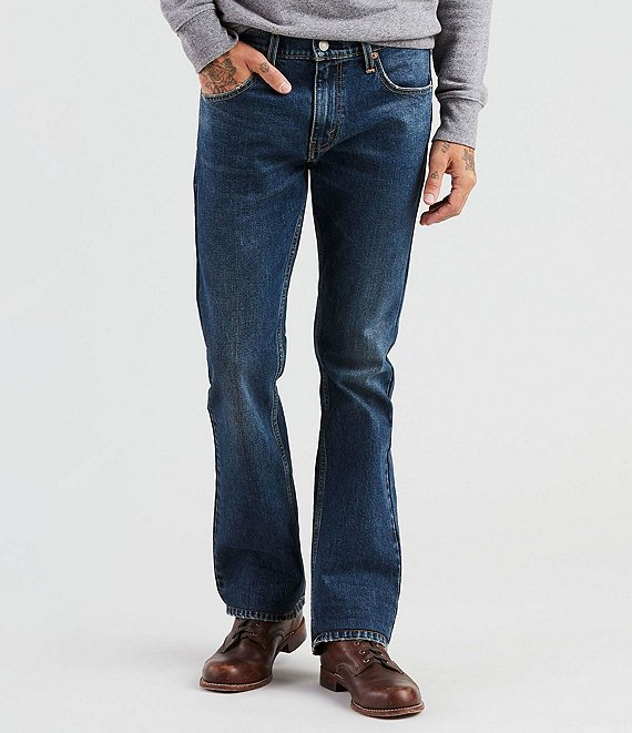 Levi's® 527 Quick Step Slim Bootcut Jeans