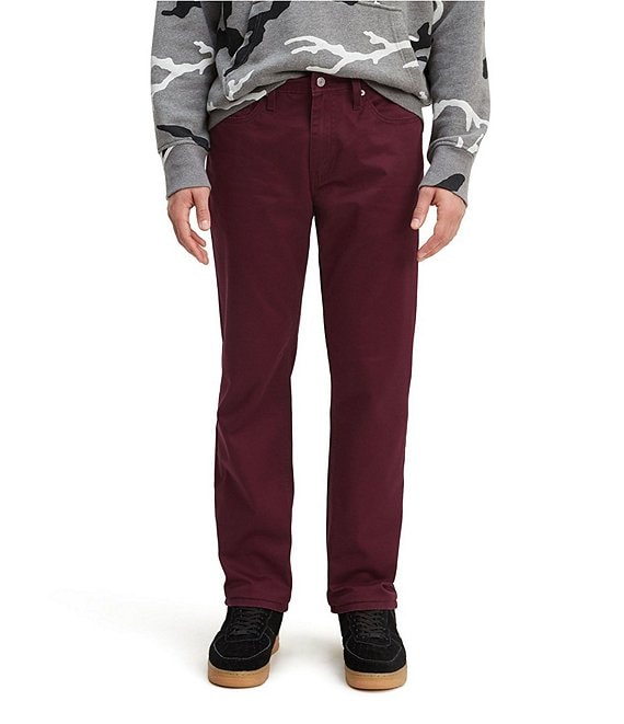 Color:Winetasting - Image 1 - Levi's® 541 Athletic-Fit Twill Jeans