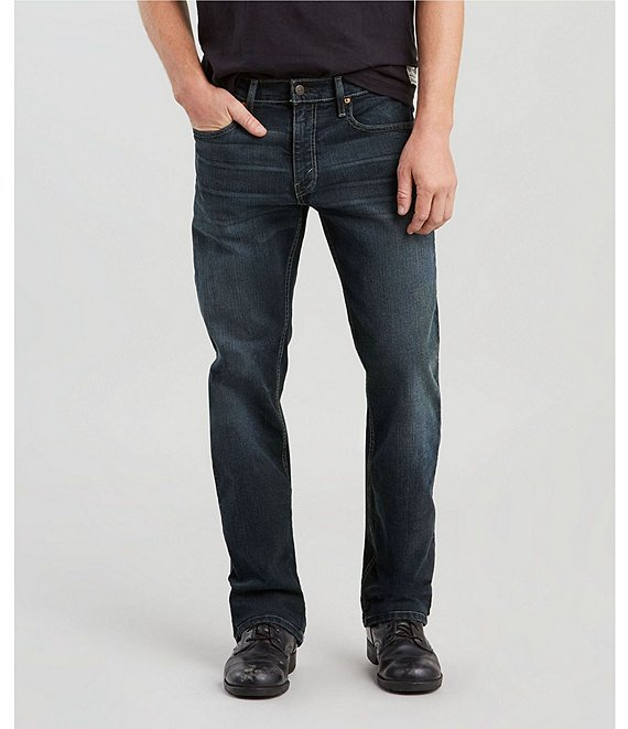 178941ab930 Levi's® 559 Relaxed Stretch Straight Jeans   Dillard's