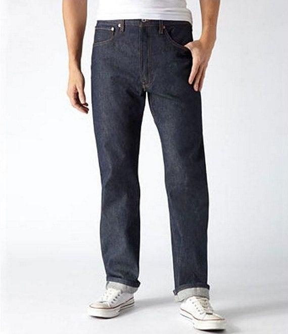 97c37389 Levi's® Big & Tall 501® Shrink-To-Fit Jeans | Dillard's