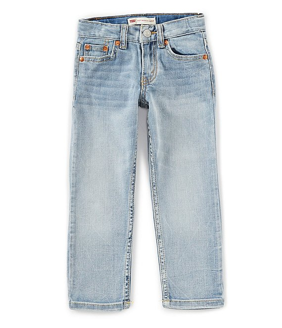Levi's® Little Boys 4-7X 502 Regular Taper Jeans