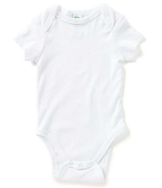 Little Me Baby Newborn-12 Months 5-Pack Short-Sleeve Bodysuits
