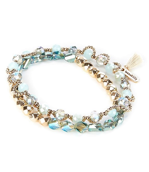 Lonna & Lilly Stretch Bracelet Set