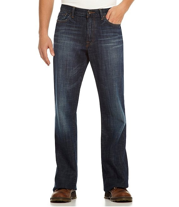 42522b45 Lucky Brand 367 Vintage Bootcut Jeans   Dillard's