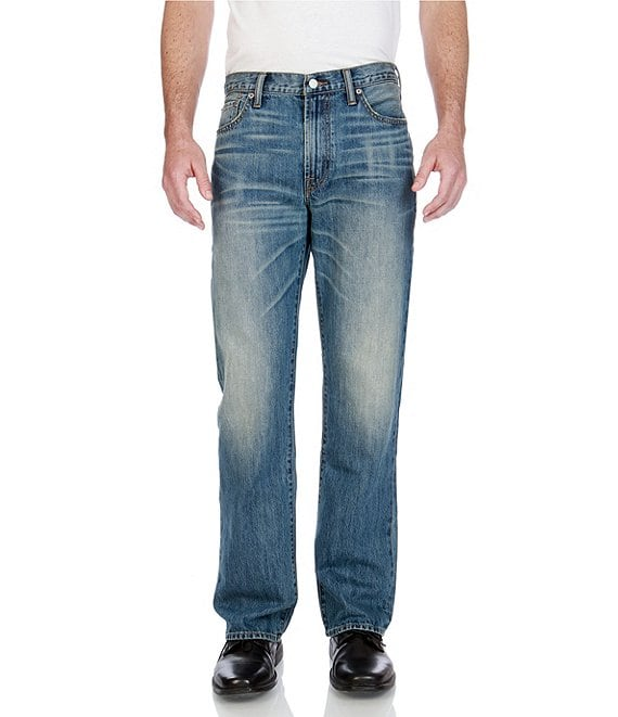 Color:Bluff Lake - Image 1 - Big & Tall 181 Relaxed-Fit Jeans