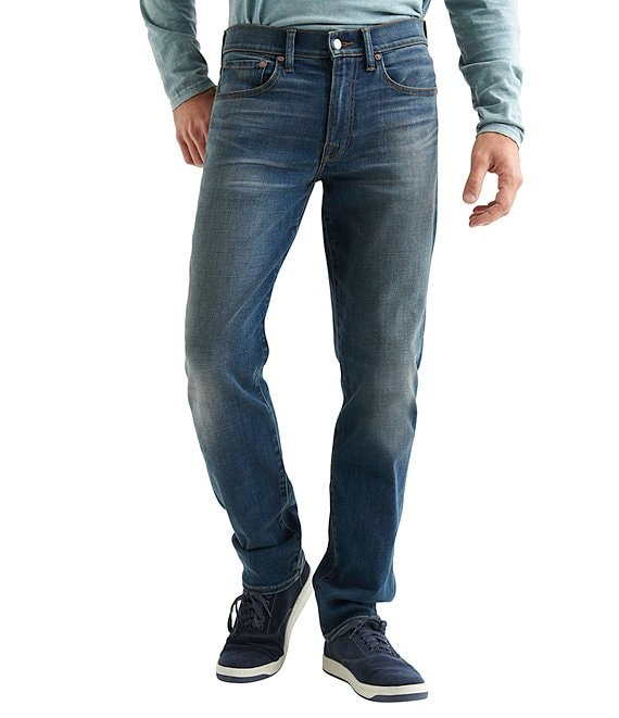 Lucky Brand COOLMAX® 121 Heritage Slim Jeans