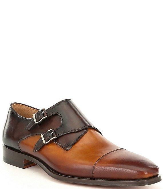 Jaden Double Monk Strap Dress Shoe